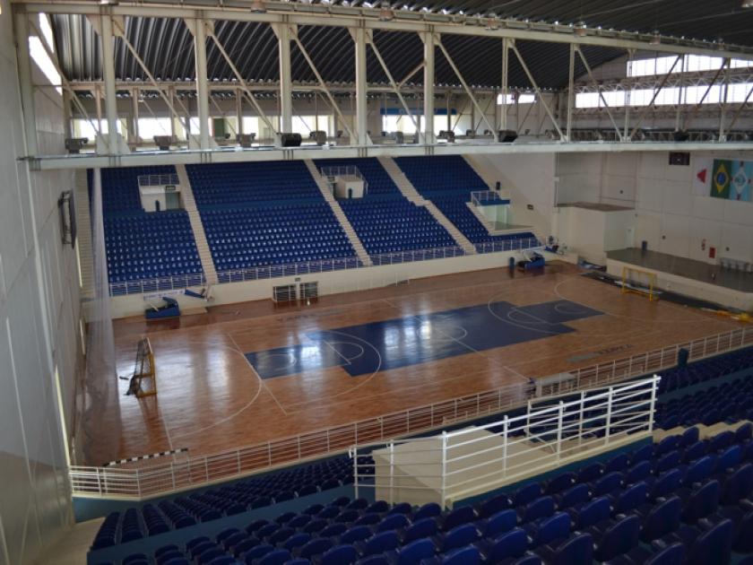 Arena Olímpica de São Sebastião do Paraíso