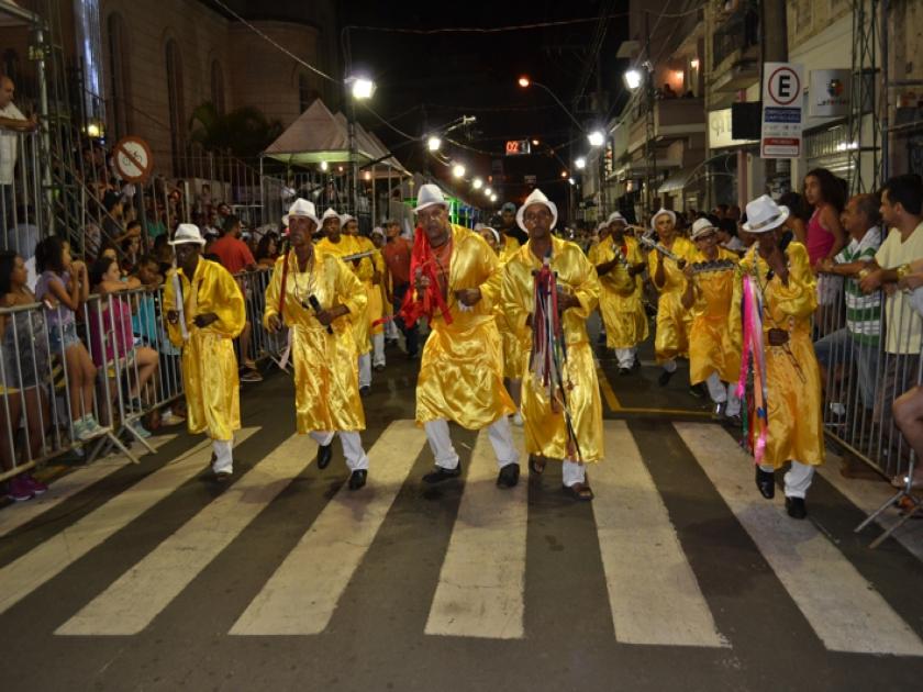 Congada e Moçambique de São Sebastião do Paraíso