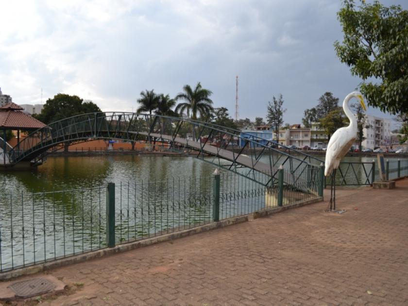 Praça Santa Paula Frassinetti (Parque da Lagoinha)