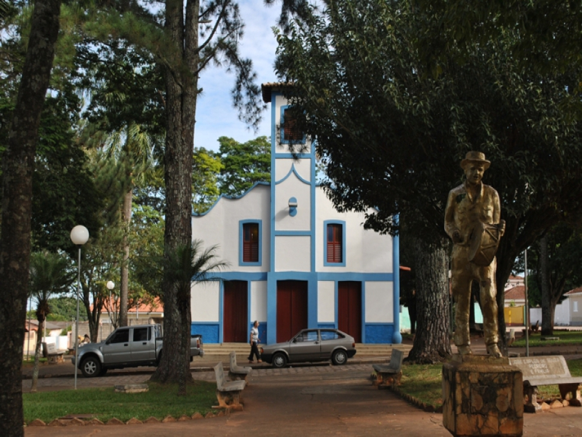 Igreja de Nossa Senhora do Rosário na Vila Mariana