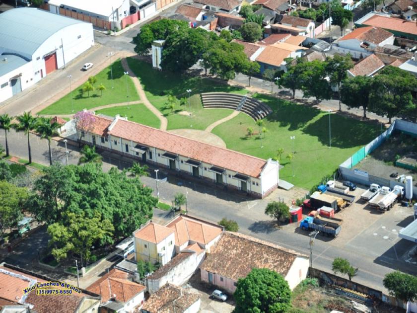 Casa e Praça da Cultura de São Sebastião do Paraíso