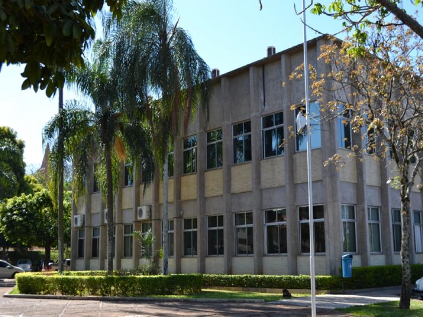 Prédio da Prefeitura de São Sebastião do Paraíso
