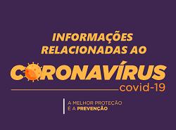 Informações relacionadas ao COVID-19
