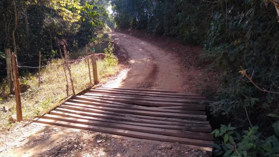 Prefeitura já realizou 38 reparos em pontes e mata-burros