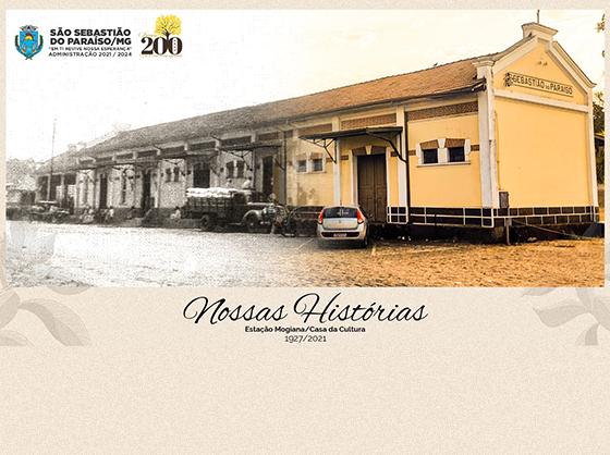 Prefeitura inicia contagem regressiva para 200 anos de Paraíso