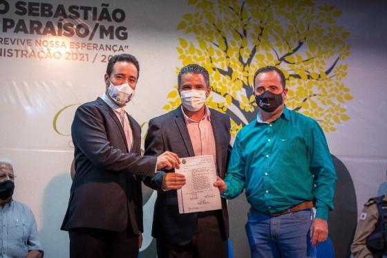 Prefeitura anuncia diversas ações para bicentenário de Paraíso