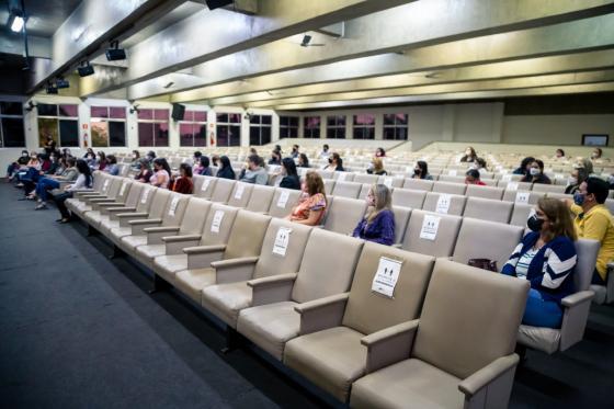 Reunião discute plano de cargos e carreira do magistério